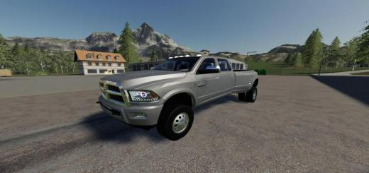Photo of FS19 – Dodge Ram 3500 V3.0