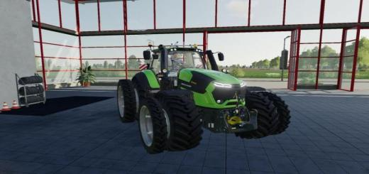 Photo of FS19 – [Fbm Team] Deutz Serisi 9 V1.0.1.0