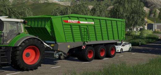 Photo of FS19 – Fendt Tigo 100Xr V1.0