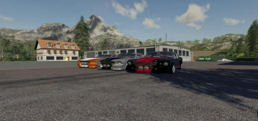 Photo of FS19 – Ford Mustang Gt500 Eleanor V1.0