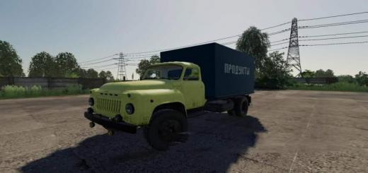 Photo of FS19 – Gaz-52 Product V1.2