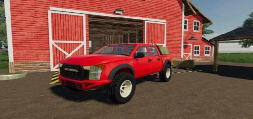 Photo of FS19 – Gmc Scarok V1