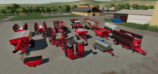 Photo of FS19 – Horsch Paketi (Drl) V1.1.0