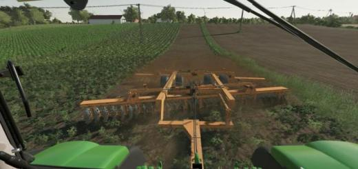 Photo of FS19 – Ih Tarcsa V1