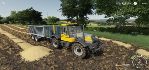 Photo of FS19 – Jcb Fastrac 150 V1.1
