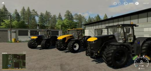 Photo of FS19 – Jcb Fastrac 8330 Big Traktör V1.0.0.1