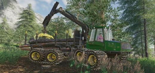Photo of FS19 – John Deere 1110D Eco Iii  V1