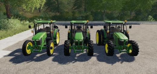 Photo of FS19 – John Deere 5085M V1.0