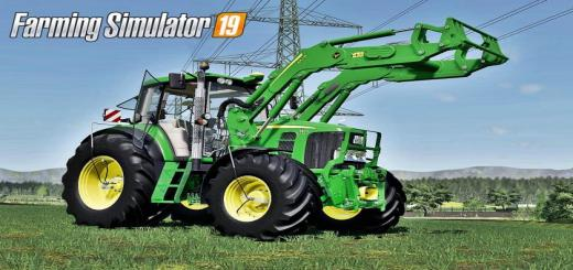 Photo of FS19 – John Deere 6030 Premium Serisi V2.0