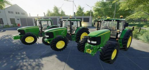 Photo of FS19 – John Deere 6X20 Serisi V1.0