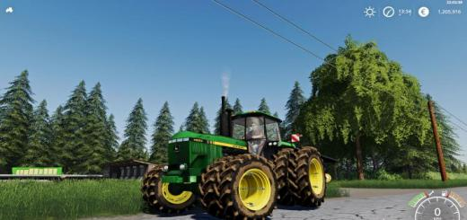 Photo of FS19 – John Deere Mfwd5055 V2.0
