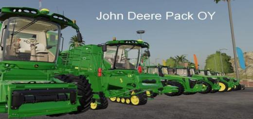 Photo of FS19 – John Deere Paketi Oy Mp V19.8