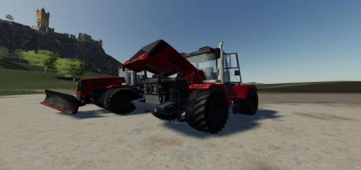 Photo of FS19 – Kirovec K744 R4 Premium V2.6.1