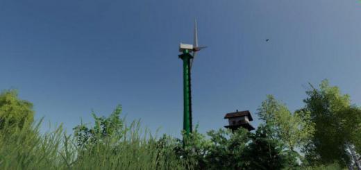 Photo of FS19 – Küçük Rüzgar Türbini V1