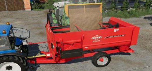 Photo of FS19 – Kuhn Knight Ra 142 V1.0