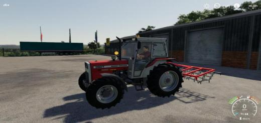 Photo of FS19 – Massey Ferguson 390T V1.0