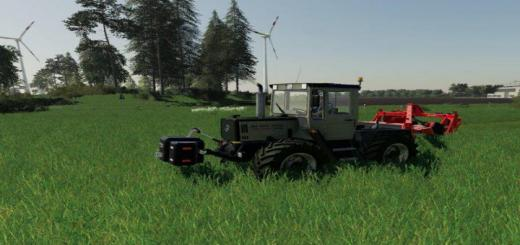 Photo of FS19 – Mb Trac 700-900 V1.0.0.0