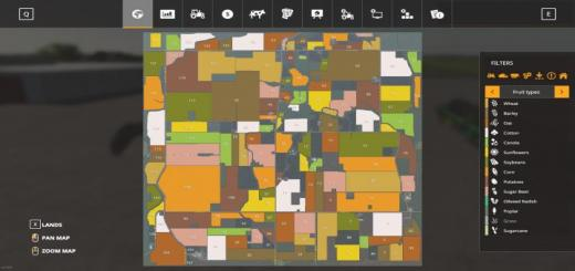 Photo of FS19 – Midwest Horizon Haritası