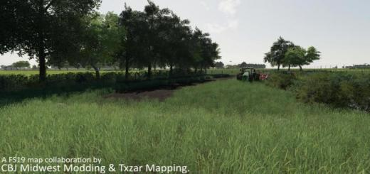 Photo of FS19 – Midwest Horizon Haritası V1.1.0.0
