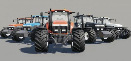 Photo of FS19 – New Holland 70 Serisi V1.0