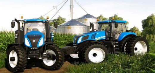 Photo of FS19 – New Holland T8 Us V1.1
