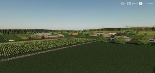 Photo of FS19 – Nieciekawa Map Beta