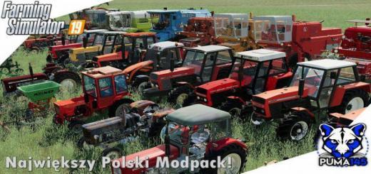 Photo of FS19 – Polonya Mod Paketi V1