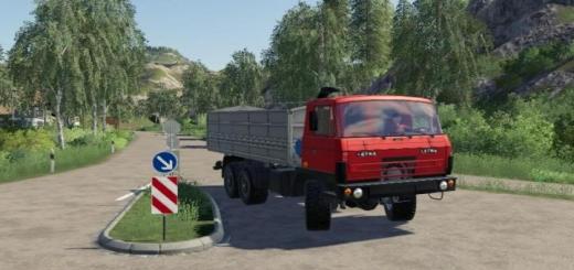 Photo of FS19 – Tatra 815 Agro V1.0