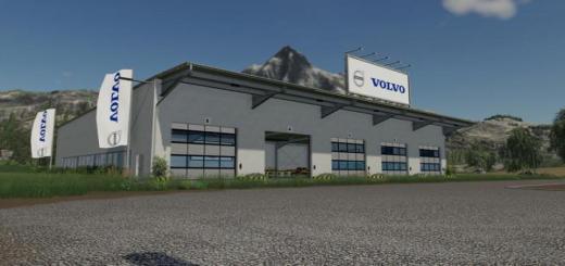 Photo of FS19 – Volvo Salon V1.0