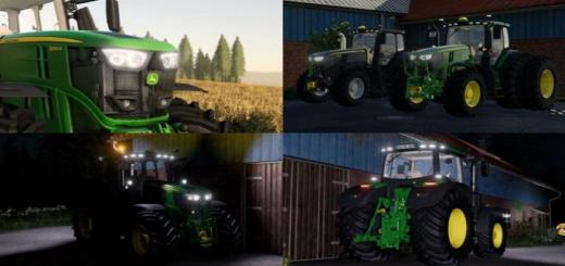 Photo of FS19 – John Deere 6R Serisi V1.0.1