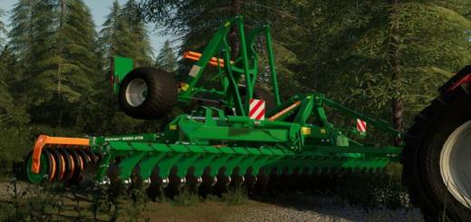 Photo of FS19 – Amazone Catros 6002 2Ts Kültivatör Modu V1