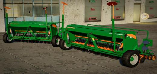 Photo of FS19 – Amazone D9 Paketi V1.1