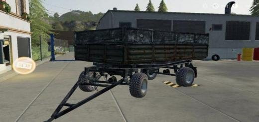 Photo of FS19 – Autosan D47 Römork V1
