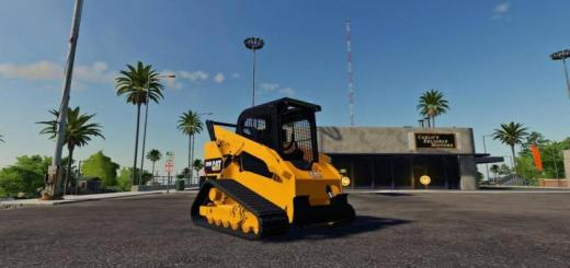 Photo of FS19 – Bcm Cat 289D V1.0