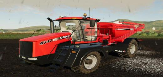 Photo of FS19 – Case Titan 4530 V1.0.0.2