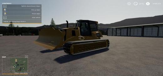 Photo of FS19 – Caterpillar Dk6 V1.0.0.0
