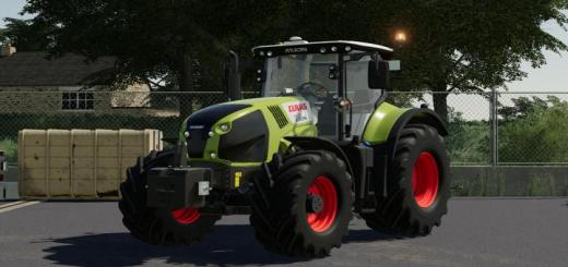 Photo of FS19 – Claas Axion 800-840 V0.9.9