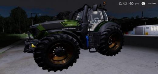 Photo of FS19 – Deutz-Fahr Serisi 9 Nerd Mp V1.0