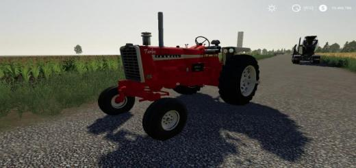 Photo of FS19 – Farmall 1206 V1.0
