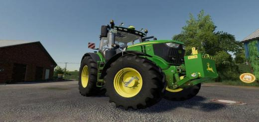 Photo of FS19 – [Fbm Team] John Deere 6R V2