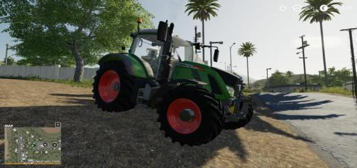 Photo of FS19 – Fendt 700 Vario V1