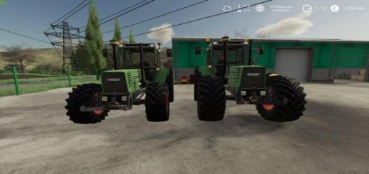 Photo of FS19 – Fendt Favorit 600 Traktör V1.0