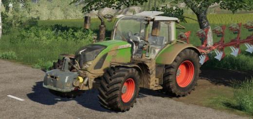 Photo of FS19 – Fendt Vario 700 Traktör V1.2