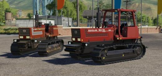 Photo of FS19 – Fiatagri 160-55 Paletli Traktör V1.0.0.1