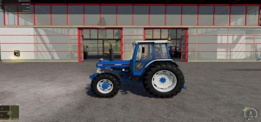 Photo of FS19 – Ford 7810 Traktör V1.1