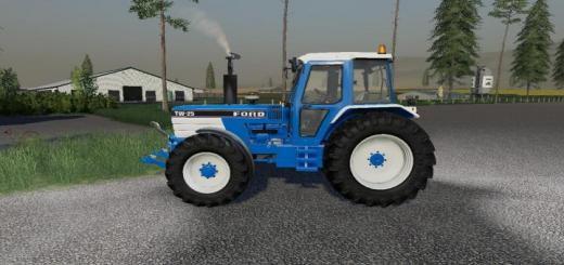 Photo of FS19 – Ford Tw25 V1.0