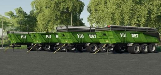 Photo of FS19 – Huret 30-50T V1.0.0.1