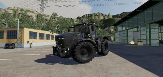 Photo of FS19 – Jcb Fastrac 8330 Siyah Traktör V1
