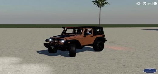 Photo of FS19 – Jeep Rubicon V1.0