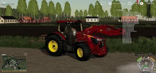 Photo of FS19 – John Deere 7R V1
